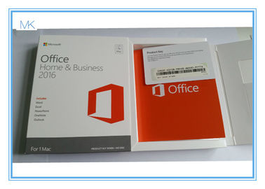 Microsoft Office 2016 Product Key Full Version For 1 Mac Key Card New Sealed Retail