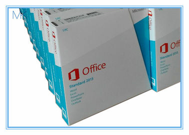 Microsoft Office 2013 Software Pro / Home & Student/ Standard 32/64 Bit For 1 PC