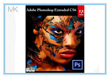 Brand New Adobe Photoshop Cs6 For Windows Retail 1 User Full Version Windows